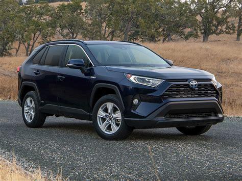 2019 Toyota RAV4 Hybrid MPG, Price, Reviews & Photos ...