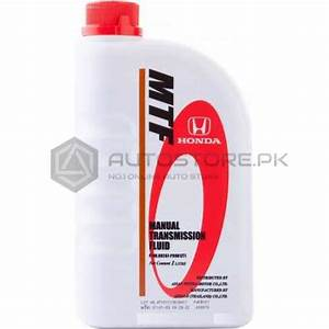 Honda Genuine Gear Oil Mtf