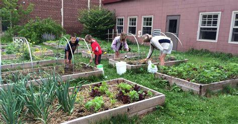 Garden School by School Garden Workshop In Northern Michigan Mynorth