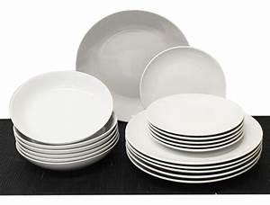 Geschirr Weiß Rund : porzellan tafelservice rund essservice 12 tlg geschirr set wei essgeschirr ebay ~ Whattoseeinmadrid.com Haus und Dekorationen