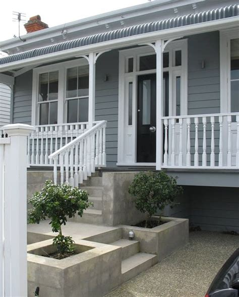 exterior paint color schemes nz renovated new zealand villa search home exteriors in 2019 house paint exterior