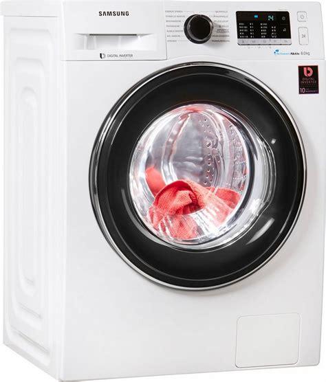 samsung waschmaschine 8 kg samsung waschmaschine ww5000 ww8ej5435ew eg 8 kg 1400 u