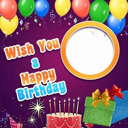 Birthday Imikimi Frames Happy Frame Gefeliciteerd Wish