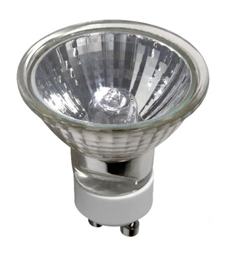 50w GU10 Dichroic halogen spot bulb (twist and lock
