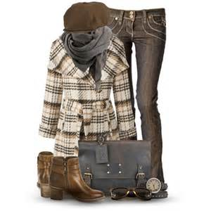 Fall Plaid Outfits Polyvore