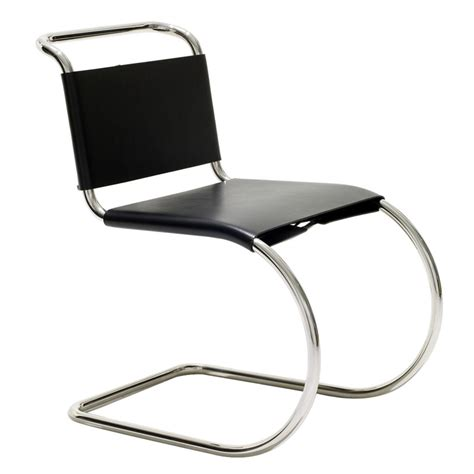 chaise mies der rohe chaise mr mobilier intérieurs