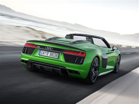 Neu Audi R8 Spyder V10 Plus Auto Motor At