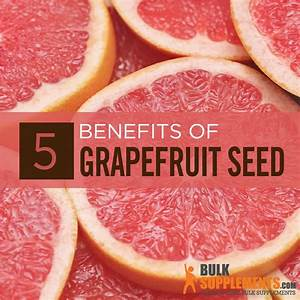 Grapefruit Seed Extract Benefits For Weight Loss