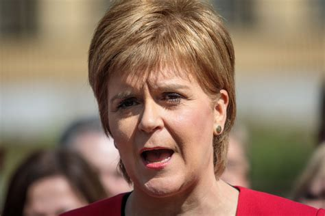 Nicola Sturgeon: Election will be 'two-horse race' – POLITICO