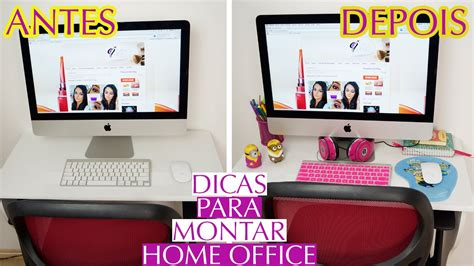 Decorando O Home Office : Como Decorar Gastando Pouco Home Office/escritório