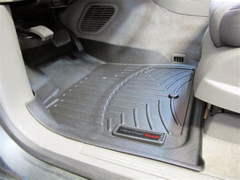 weathertech floor mats gmc acadia weathertech floor mats for gmc acadia 2010 wt442511