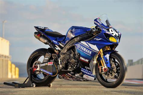 Yamaha France's World Endurance Yzf-r1