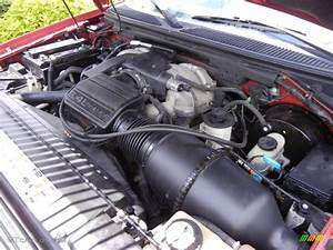 2001 Lincoln Navigator 4x4 Engine Photo  52695189