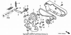 2001 Honda 35 Engine Diagram