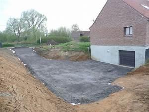 descente de garage les travaux dhercule faire With comment faire une descente de garage en beton