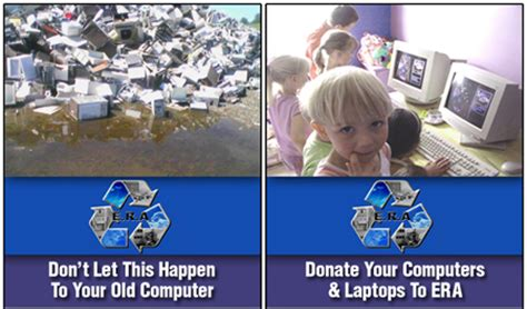 donating  recycling  computers  laptops