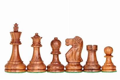 Chess Reykjavik Pieces Acacia Boxwood Bois
