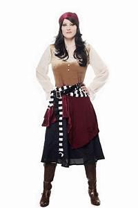 Damen Kostüm Piratin : kost m damen damenkost m set piratin piratenbraut freibeuterin l049 kaufen bei vk event ~ Frokenaadalensverden.com Haus und Dekorationen