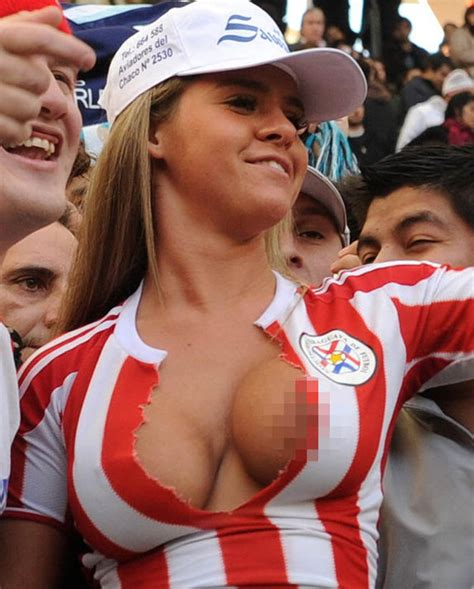 World Cup South America S Sexiest Football Fans Daily Star