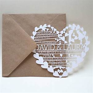 Creative wedding invitations maryanne scott for Laser cut wedding invitations in chennai