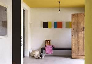 Peindre Son Plafond Un Plafond Gris Pour Apporter Du Style Sans