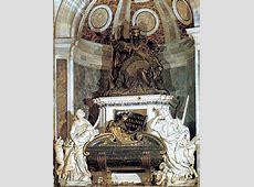 Tomb of Urban VIII, Gianlorenzo Bernini, StPeter's