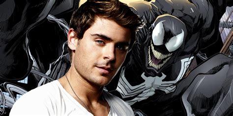 Zac Efron Is Sony's Rrated Venom  Screen Rant