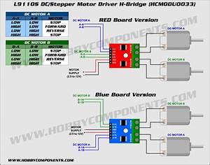 L9110s Dc Stepper Motor Driver H