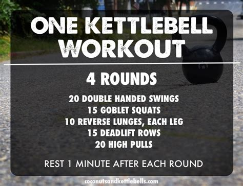kettlebell workout kettlebells exercises training circuit coconutsandkettlebells loss routines cardio weight challenge tips coconuts