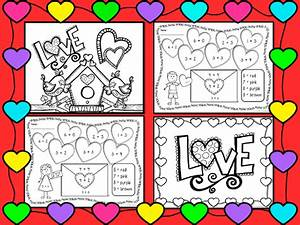 More Than Math by Mo: Happy Valentine's Day! FREEBIES