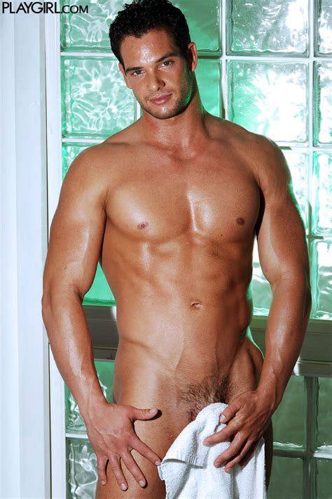 Hot Playgirl Jock Chris Male