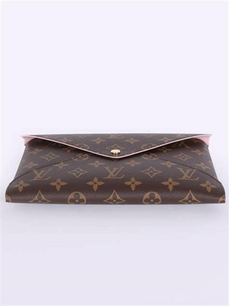 louis vuitton envelope monogram canvas luxury bags