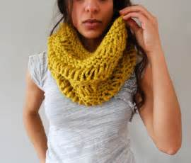 Free Pattern for Knit Drop Stitch Cowl