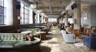 Leather Sofas In London by Members Club Bars Amp Restaurants Soho House Chicago