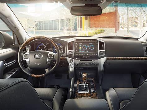 Land Cruiser Interior by Southeast Toyota Land Cruiser