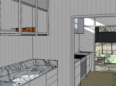 west  cottage kitchen plans   idea  food flow