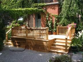 Garden Decking Design Pictures by Inz April 2015