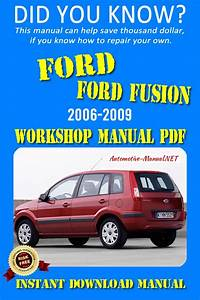 Download Ford Fusion 2006