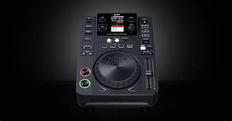 Gemini Cdj650 Professional Cd Mp3 Usb Midi Dj Deck