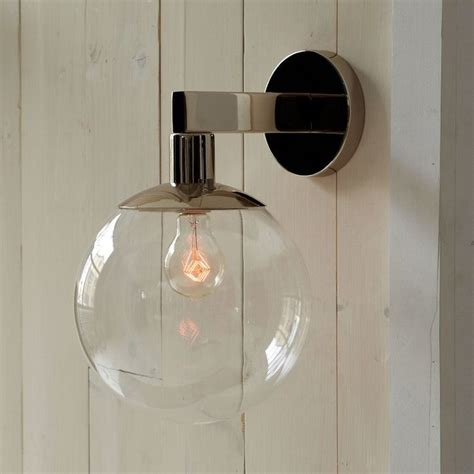 Globe Outdoor Sconce  Modern  Outdoor Wall Lights And
