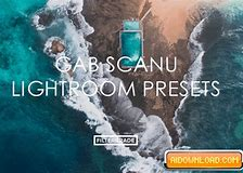 Gab scanu lightroom presets free download