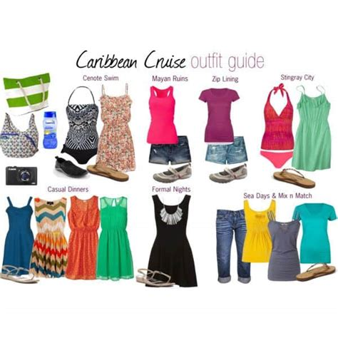 Caribbean cruise outfits what to pack and outfit ideas - Page 9 of 14 - summervacationsin.com
