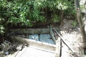 faux rock guide de fabrication amateur de rocher With decoration bassin de jardin 9 une piscine avec faux rochers decoratifs
