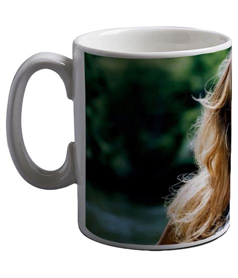 Shop for your restaurant & kitchen   quality products at discounted prices. Artifa Beyonce Coffee Mug: Buy Online at Best Price in India - Snapdeal
