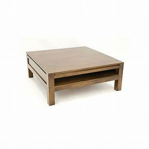 Table Basse Hva 90X90cm OLGA Pier Import