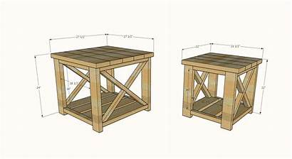 Farmhouse Plans Side Ana Dimensions Projects Woodworking