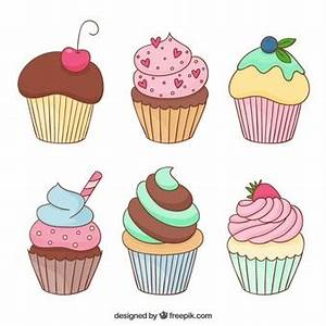Cupcake Vectors, Photos and PSD files | Free Download