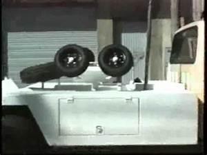 Grua para remolque de autos con dolly - YouTube