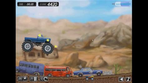 Play Free Monster Truck Games