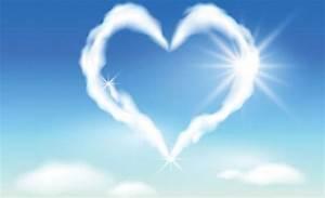 Vector heartshaped cloud Free vector in Encapsulated ...